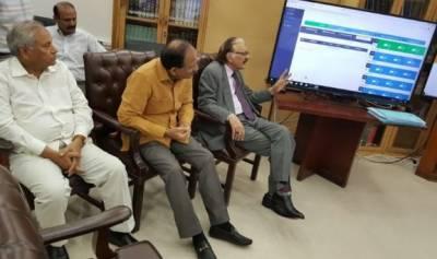 ضمنی انتخابات،الیکشن کمیشن نے آر ٹی ایس اور آر ایم ایس کو فعال کردیا
