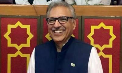 پاکستان دنیا میں جوہری عدم پھیلاؤ کا حامی ہے، صدر مملکت