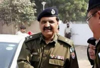 محمد طاہر نے آئی جی پنجاب کا چارج چھوڑ دیا،امجد جاوید سلیمی نے عہدہ سنبھال لیا