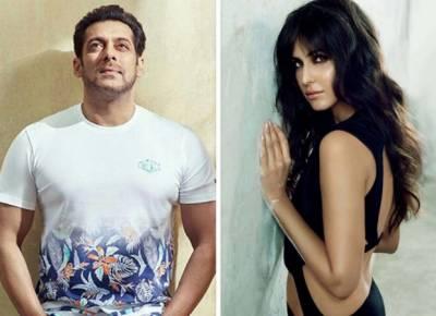 فلم 'بھارت' کی شوٹنگ،سلمان خان اور کترینہ کیف کو یو اے ای فوج نے سکیورٹی فراہم کردی