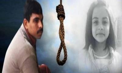 زینب قتل کیس کے مجرم عمران کو سرعام پھانسی دینے کی استدعا مسترد