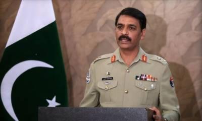 پاکستان کے بغیر خطے اور دنیا میں امن قائم نہیں ہوسکتا، ترجمان پاک فوج