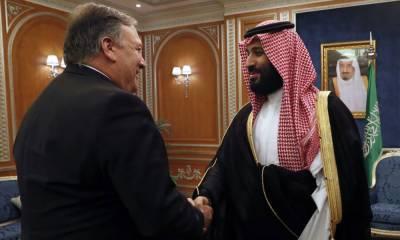 سعودی عرب نے صحافی کی گمشدگی پر احتساب کا یقین دلایا ہے، امریکی وزیر خارجہ
