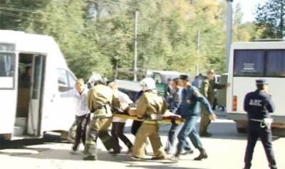 ماسکو میں خوفناک دھماکہ ،10افراد ہلاک