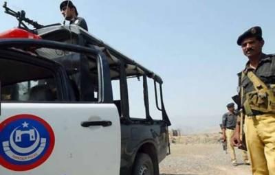 پشاور میں دہشت گردی کا بڑا منصوبہ ناکام بنادیا گیا