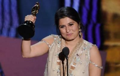 آسکر ایوارڈ یافتہ شرمین عبید چنائے نے ایک اور اعزاز اپنے نام کر لیا