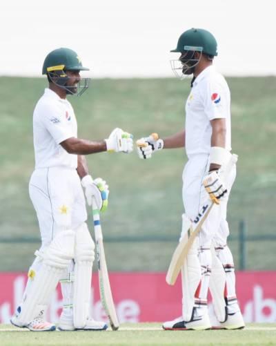 تیسرےدن کا کھیل ختم ،پاکستان کے 537 کے جواب میں آسٹریلیا کے 47 پر 1 آؤٹ