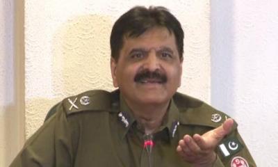 پولیس کا کام عوام کی جان و مال کا تحفظ کرنا ہے، آئی جی پنجاب
