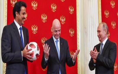 فیفا ورلڈ کپ: روسی معیشت کو چودہ ارب ڈالر سے زائد کا فائدہ