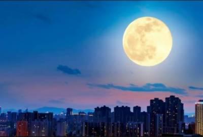 چین نے مصنوعی چاند بنانےکا اعلان کیا ہے