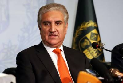 شاہ محمود قریشی سے قطری ہم منصب کی ملاقات، امیر قطر کا پیغام پہنچایا