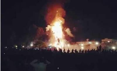 امرتسر میں خوفناک ٹرین حادثہ ، 50 افراد ہلاک