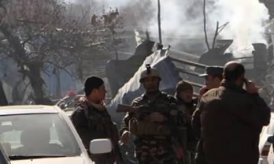 کابل دھماکوں سے گونج اٹھا، کنڑ، فراہ اور غور صوبے میں بھی شدت پسند متحرک