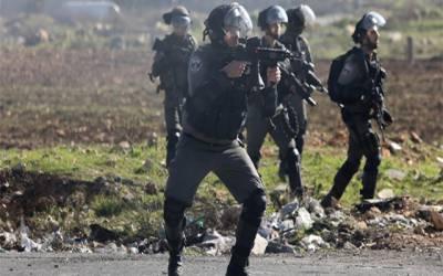 اسرائیلی فوج کی فائرنگ، 150 سے زائد فلسطینی شہری زخمی ہوگئے