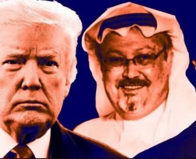 سعودی صحافی کی ہلاکت،امریکی صدر نے اپنے ہی بیان پر یوٹرن لے لیا