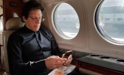 وزیراعظم عمران خان 2روزہ دورے پر سعودی عرب روانہ