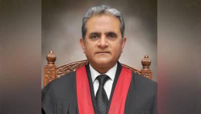 جسٹس انوار الحق لاہور ہائیکورٹ کے چیف جسٹس مقرر