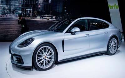 جرمن کمپنی پورشے کا ڈیزل گاڑیوں کی پیداوار بند کرنے کا فیصلہ