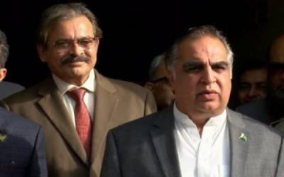 پاکستان کوارٹرز میں آپریشن 3 ماہ کیلئے موخر کردیا،گورنر سندھ
