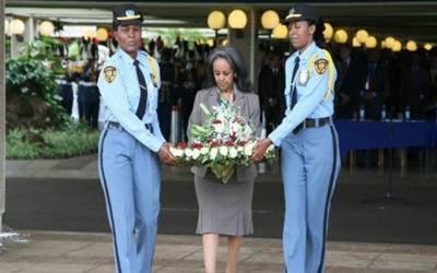 سہالے زیوڈے ایتھوپیا کی پہلی خاتون صدر منتخب