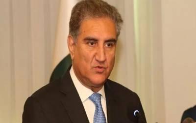 ایک دن مقبوضہ کشمیر پاکستان کا حصہ ضرور بنے گا : وزیر خارجہ