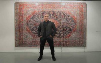 پاکستانی آرٹسٹ کی پینٹنگ نے کروڑوں روپے میں فروخت ہونے کا نیا ریکارڈ بنا ڈالا