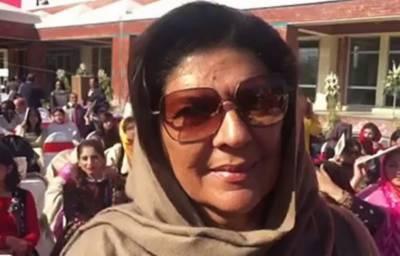 وزیراعظم کی ہمشیرہ علیمہ خان دبئی میں بے نامی جائیداد کی مالک نکلی