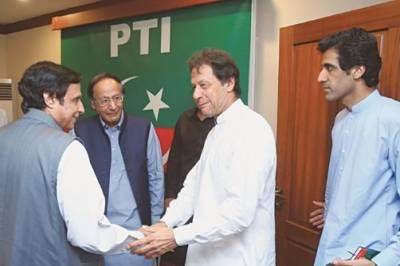 سینئر سیاستدان ہونے کے ناطے سب کو ساتھ لے کر چلیں, وزیراعظم کی پرویز الہیٰ کو ہدایات