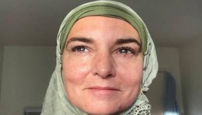 معروف آئرش گلوکارہ شنیڈ او کونر مسلمان ہوگئیں