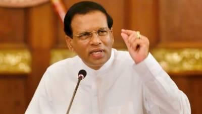 سری لنکن صدر نے پارلیمنٹ کو معطل کردیا