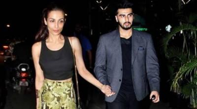 ارجن کپور اداکار ارباز خان کی سابقہ بیوی ملائکہ اروڑا نے واقعی شادی کرنے جار ہے ہیں ؟