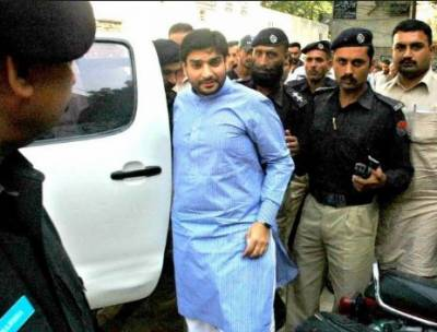 احتساب عدالت نے شہباز شریف کے داماد علی عمران کی جائیداد قرقی کا حکم دیدیا