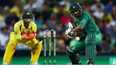 پاکستان ، آسٹریلیا تیسرا ٹی 20 میچ آج ہو گا