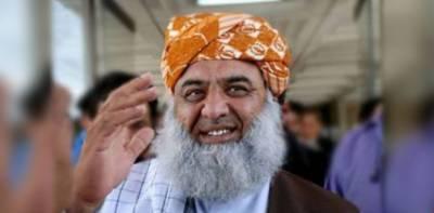 موجودہ حالات میںاےپیسیناگزیرہے،مولانافضلالرحمان
