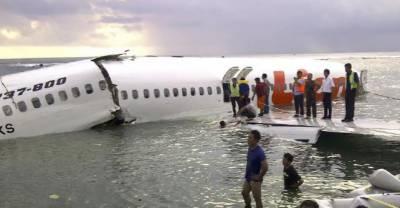 انڈونیشیا میں طیارہ گرکر تباہ،190 مسافر سوار تھے
