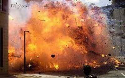 باجوڑ کے علاقے چہار منگ میں دھماکہ ، سکیورٹی اہلکاروں کے بارے میں تشویشناک خبرآگئی