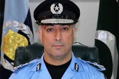 آئی جی اسلام آباد کے تبادلے کا حکم نامہ معطل