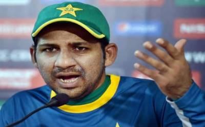 پاکستان ٹیم نے بہترین کھیل پیش کیا، کریڈٹ ملنا چاہئے، سرفراز احمد