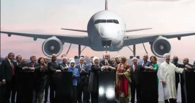 ترکی، صدر رجب طیب اردوغان کا استنبول کے تیسرے ایئرپورٹ کا افتتاح