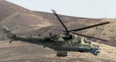 افغان آرمی کا ہیلی کاپٹر گر کر تباہ، ڈپٹی کمانڈر سمیت 25 ہلاک