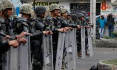 میکسیکو سے امریکہ داخل ہونے والے تارکین وطن کیلئے فوج طلب