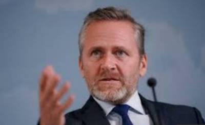 ڈنمارک نے تہران سے اپنے سفیر کو واپس بلا لیا