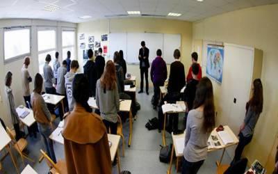 فرانس کے تعلیمی اداروں میں اب عربی زبان پڑھائی جائیگی
