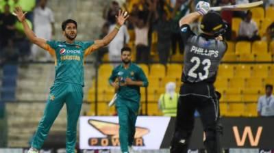 پاکستان اور نیوزی لینڈ کے مابین دوسرا ٹی 20 آج دبئی میں کھیلا جائیگا