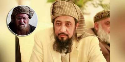 مولانا سمیع الحق کو افغان حکومت سے خطرہ تھا :حامد الحق
