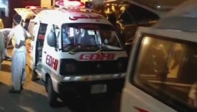 خضدار، کوچ اور ٹرک میں تصادم سے 7 افراد ہلاک