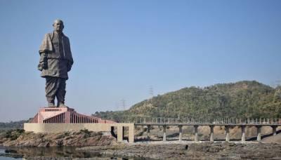 بھارت میں دنیا کے سب سے طویل القامت مجسمے کا افتتاح کر دیا گیا