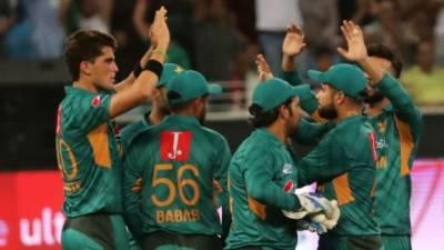 وزیراعظم کی قومی کرکٹ ٹیم کو شاندار کارکردگی دکھانے پر مبارکباد