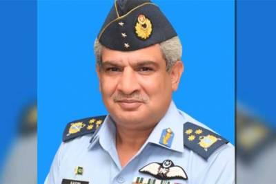 ایئر مارشل عاصم ظہیر پاک فضائیہ کے نائب سربراہ مقرر