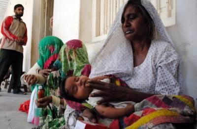 تھر میں غذائی کمی و دیگر امراض کے باعث مزید 4 بچے جان کی بازی ہار گئے